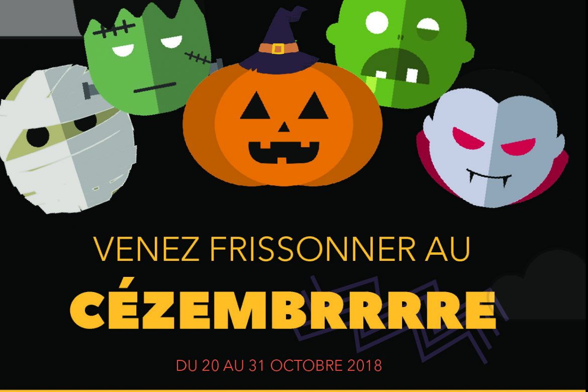 🎃 GRAND JEU D'HALLOWEEN ! 🎃